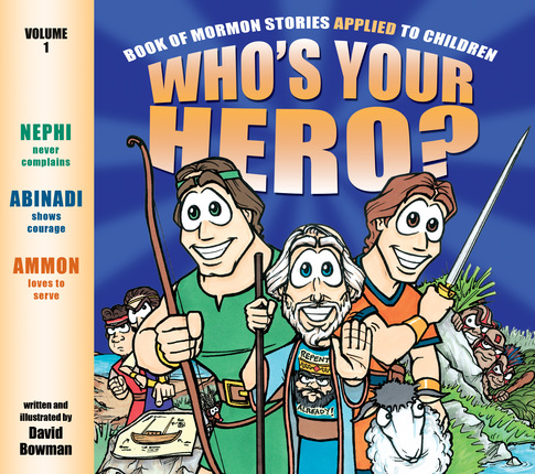 Who's Your Hero Vol 1