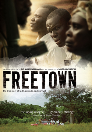 Freetown dvd