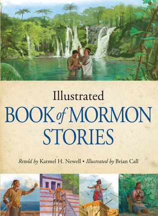 Illustrated Book of Mormon Stories