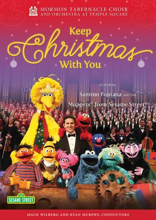 Mormon Tabernacle Choir Keep Christmas With You