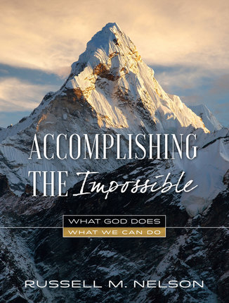 Accomplishing impossible