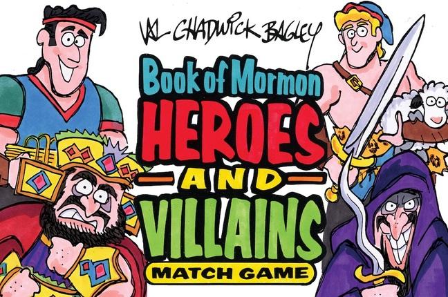 Bk mormon heroes villains game