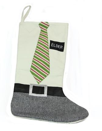 Spanish missionary stocking