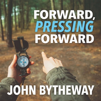 Foward pressing forward