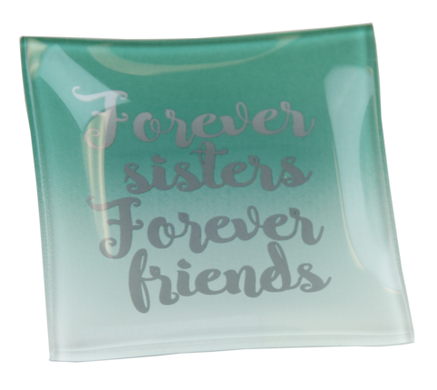 Forever sisters tray