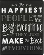 The Happiest People Journal