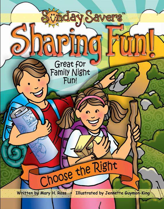 Sharing fun choose the right