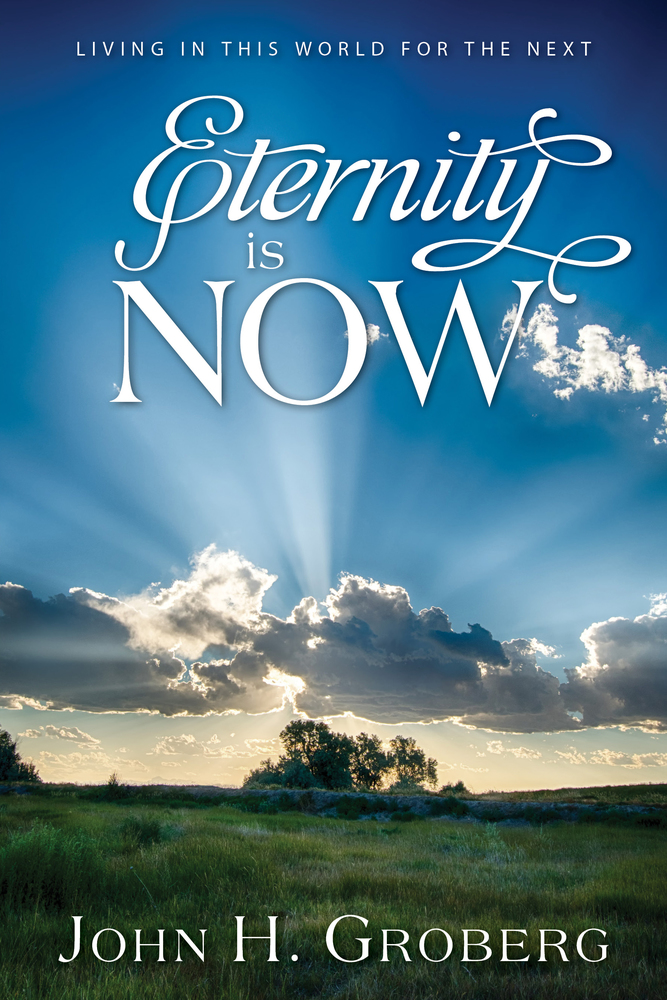 Eternity is now cover