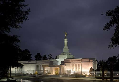 Columbia South Carolina Temple Recommend Holder