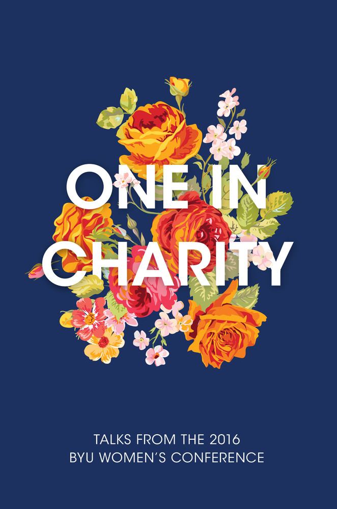 One in charity.f
