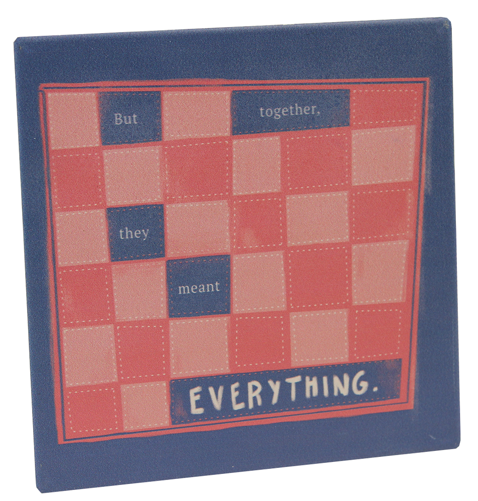 Once there was a mom trivet