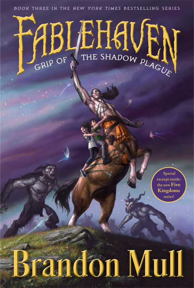 Fablehaven, Vol. 3: The Grip of the Shadow Plague ...