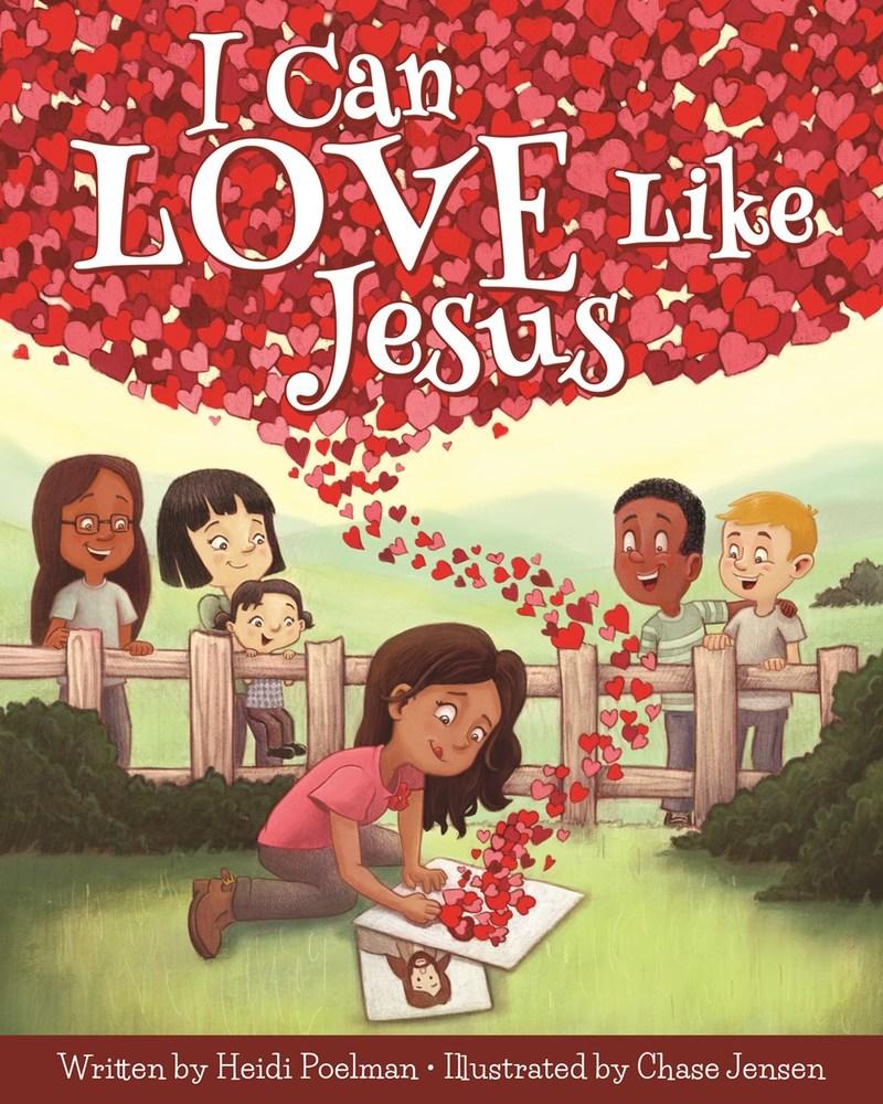 I can love like jesus