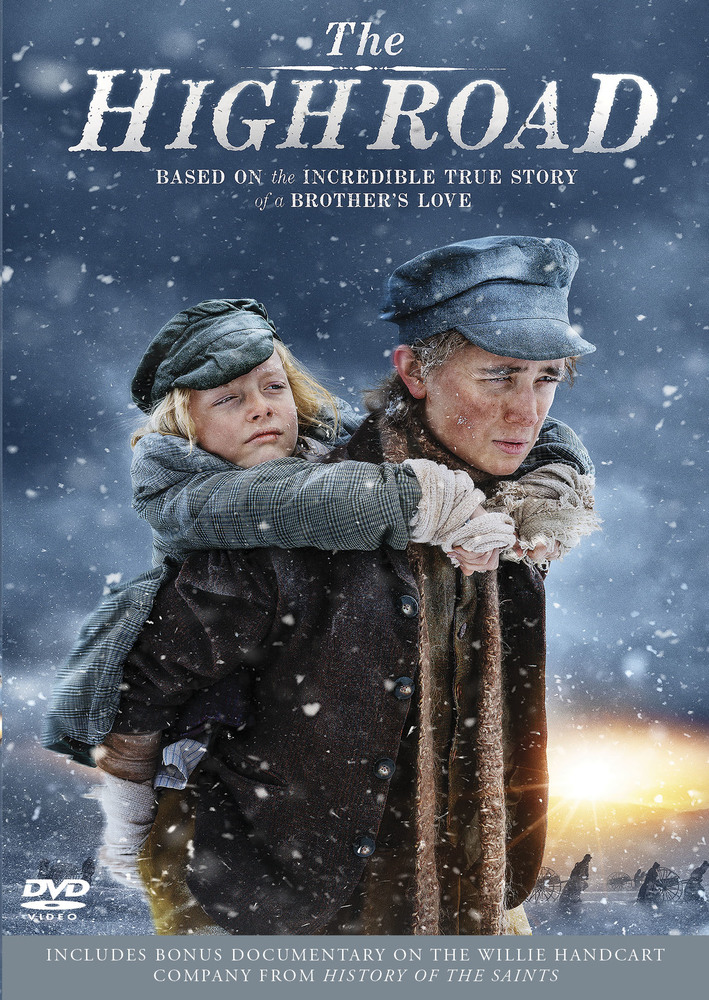 High road dvd cover