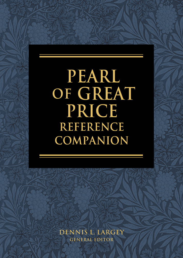 Pearl of great price reference comp
