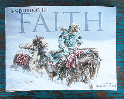 Enduring in faith picture pack