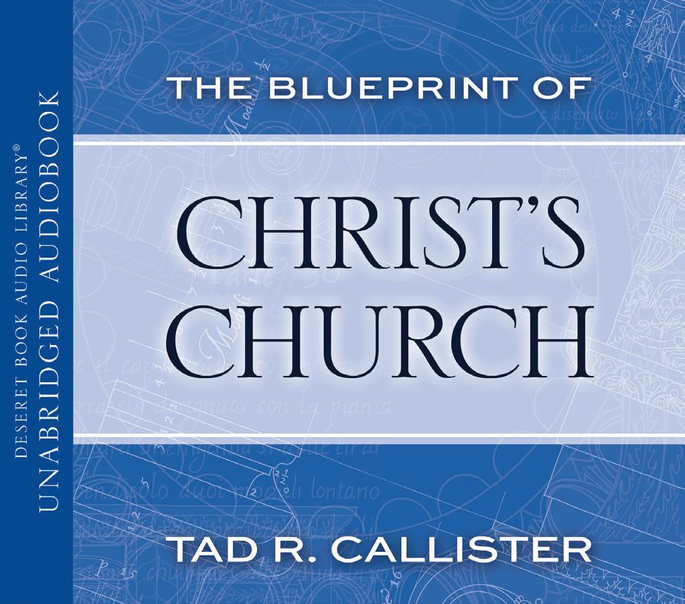 The blueprint of christs church deseret book the blueprint of christs church malvernweather Gallery