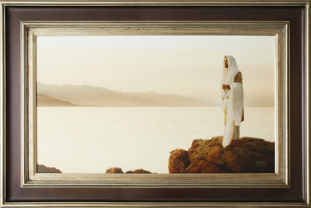Light of the World by Scott Sumner|Giclee Canvas - Deseret Book