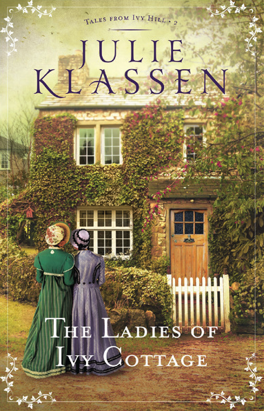 Ladies ivy cottage