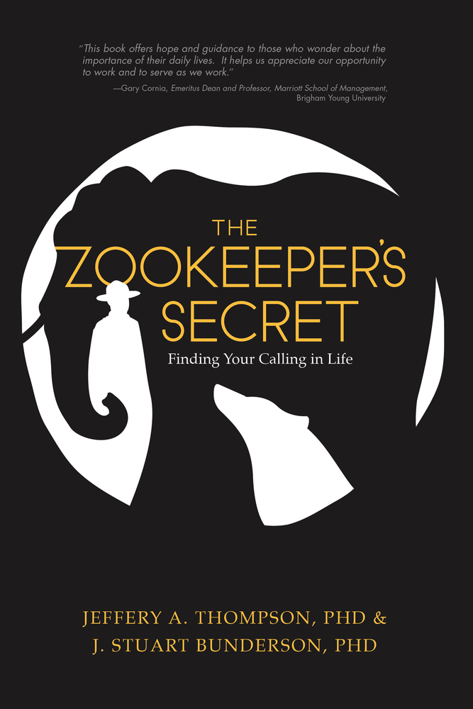 The zookeepers secret cover