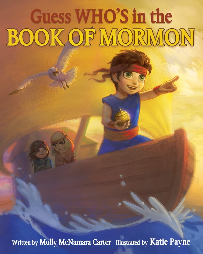 Guess whos book of mormon
