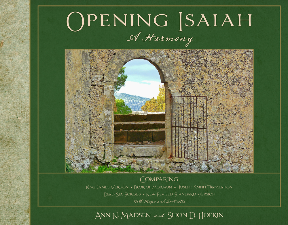 Opening isaiah rsc