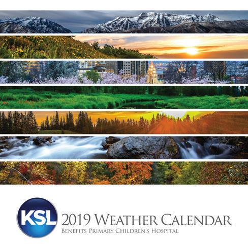 Ksl 2019 weather calendar