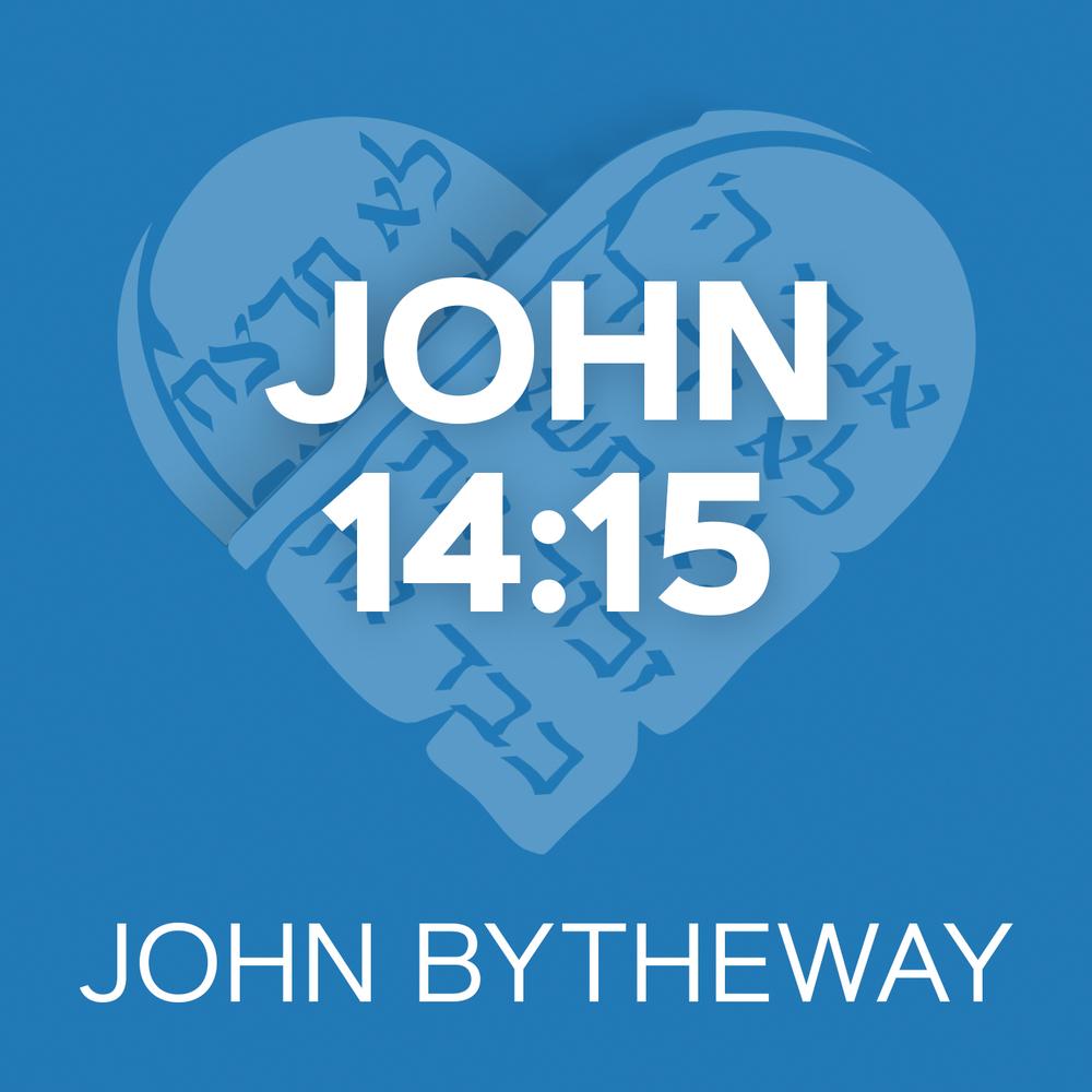 John 1415 cover