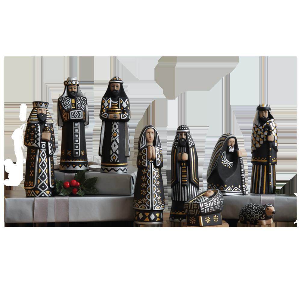 Jorge cocco nativity