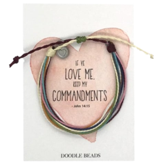 If Ye Love Me 2019 Youth Theme Ring - Deseret Book