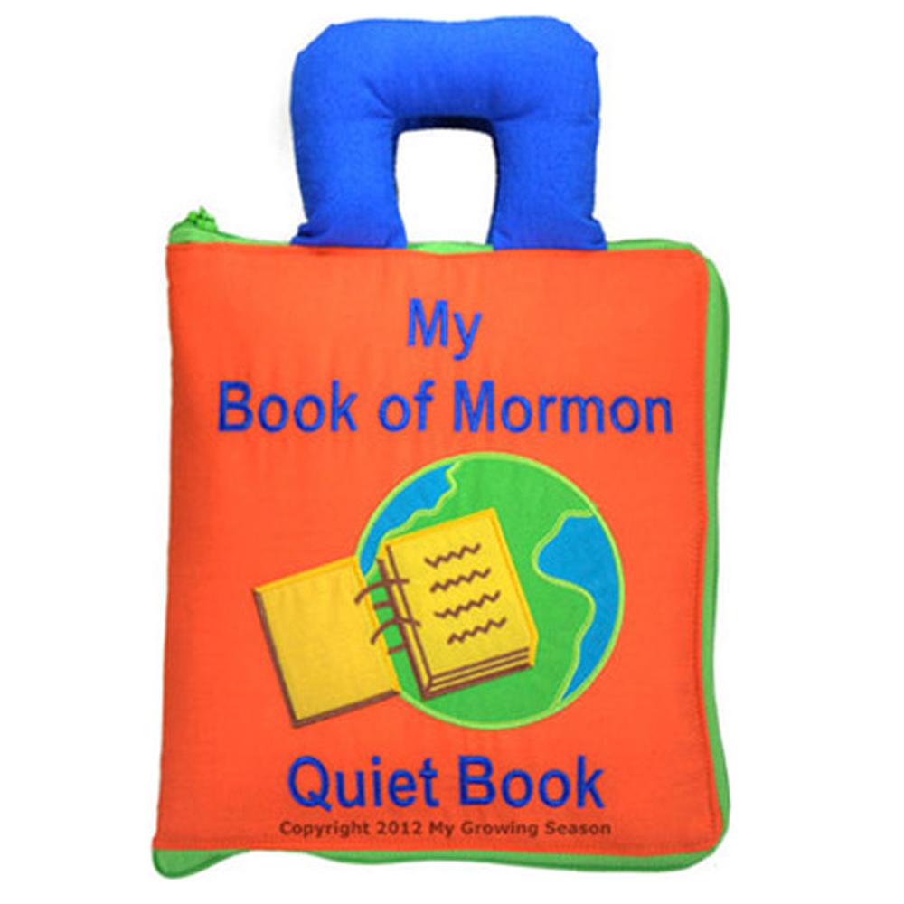 Bom quiet book