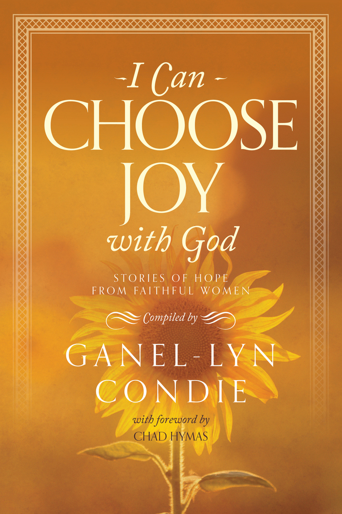 I can choose joy with god