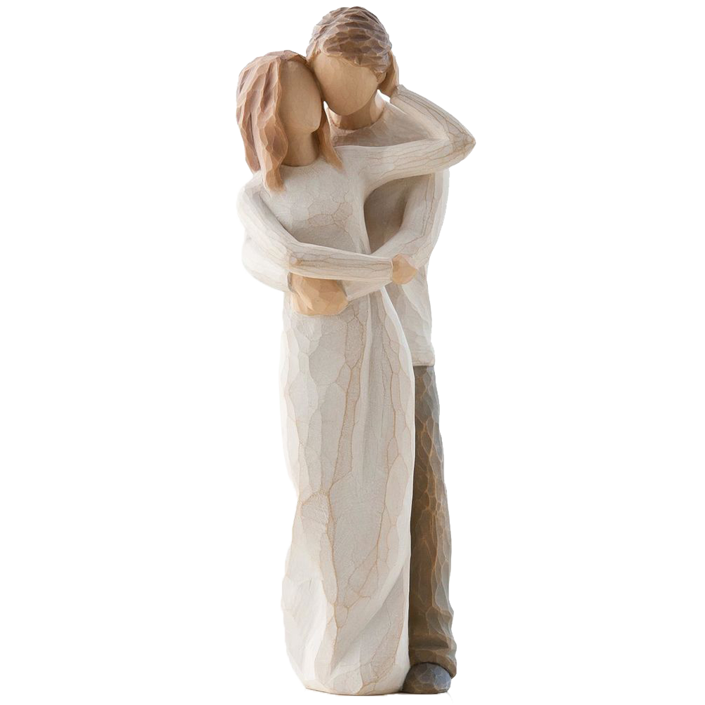 Together figurine willow tree