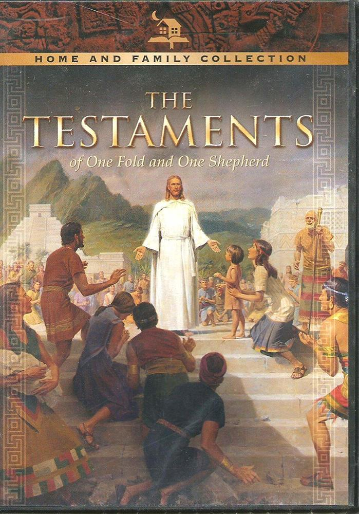 The testaments dvd
