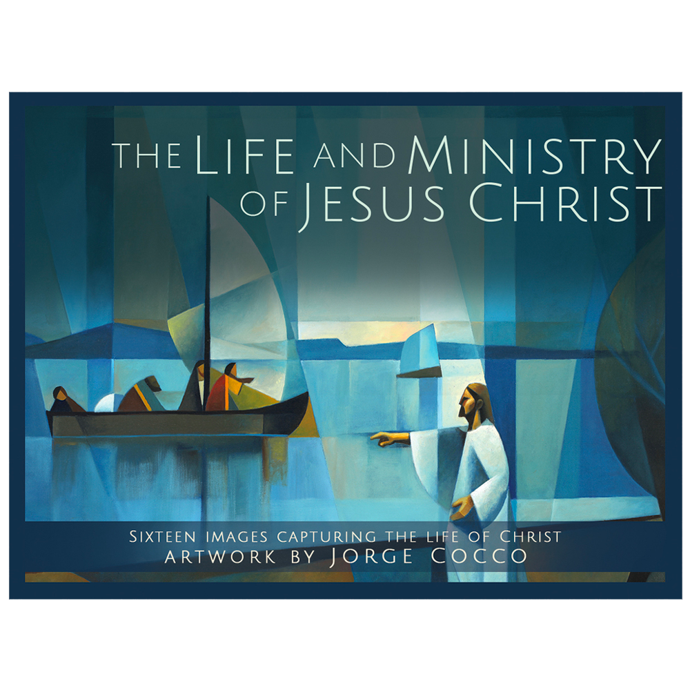 The life and ministry of jesus christ minicards   jorge cocco