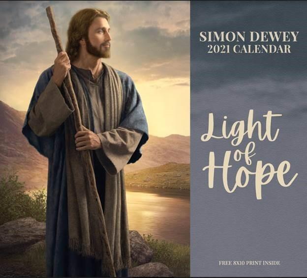 2021 Light of Hope Calendar