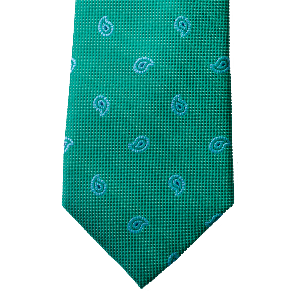 Men's Ken Silk Necktie