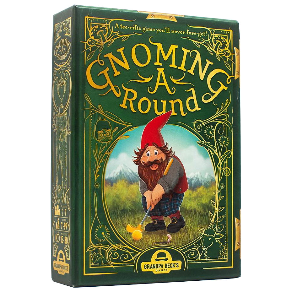 Gnoming A Round Card Game